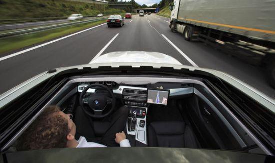 bmw auto guidante