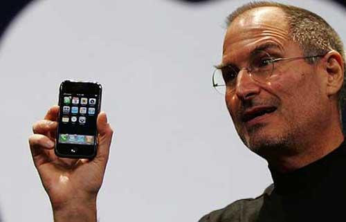 iphone 2007 cinque anni