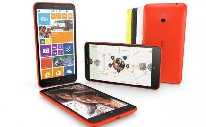 Nokia Lumia 1320: prezzo e scheda tecnica [FOTO]
