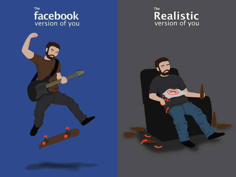 I 10 profili Facebook peggiori e più noiosi [FOTO]