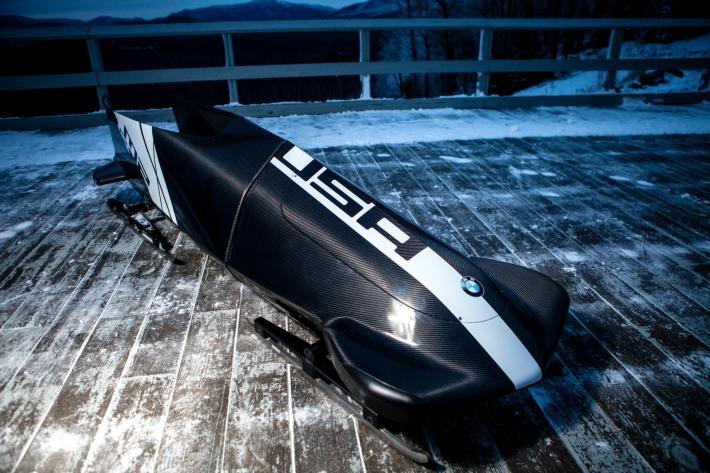 BMW Bobsled
