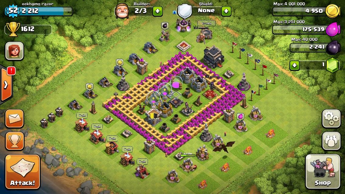 Clash of Clans strategia
