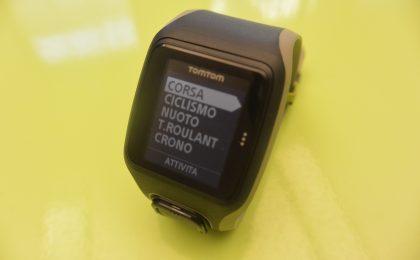 TomTom MultiSport: recensione del watch gps