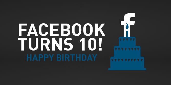 Facebook compie 10 anni: le 10 curiosità sorprendenti