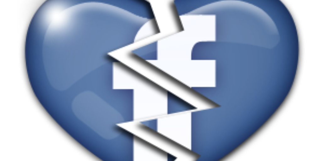 Facebook divorzi