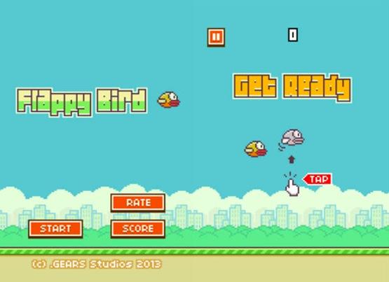Flappy Birds: cheats e trucchi per l'high score con Android e iPhone
