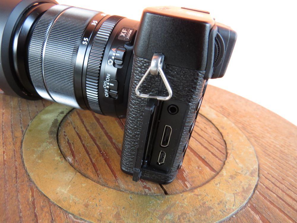 Fujifilm X E2 ingressi