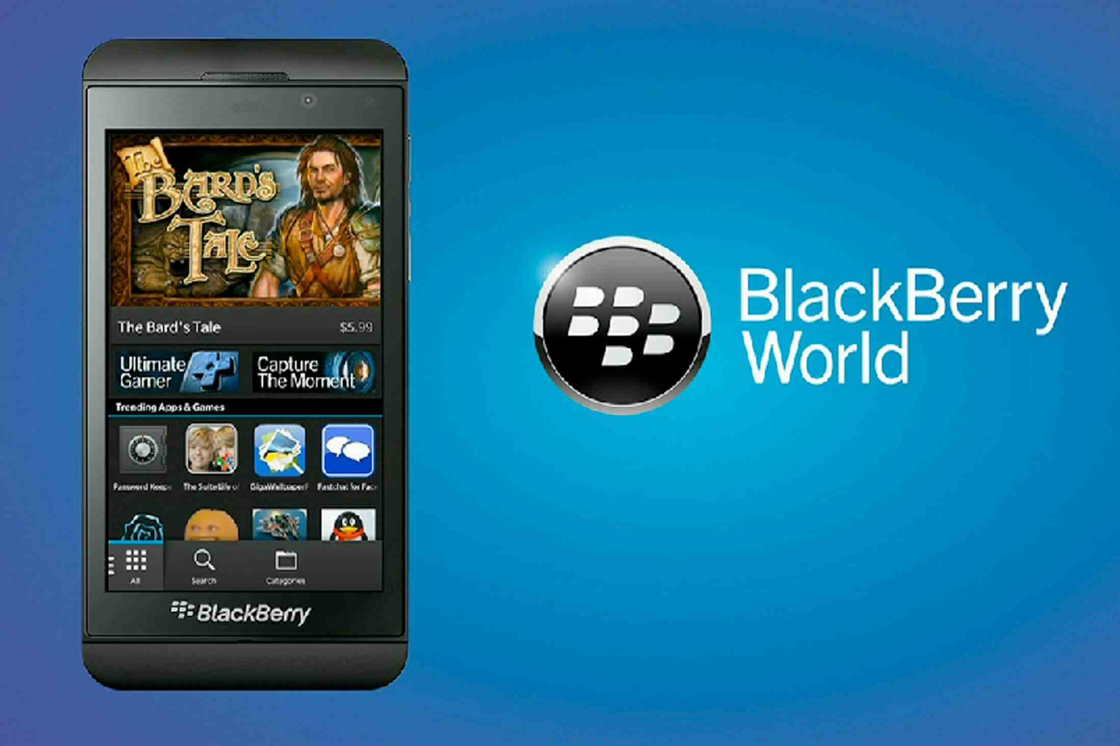 Giochi Blackberry