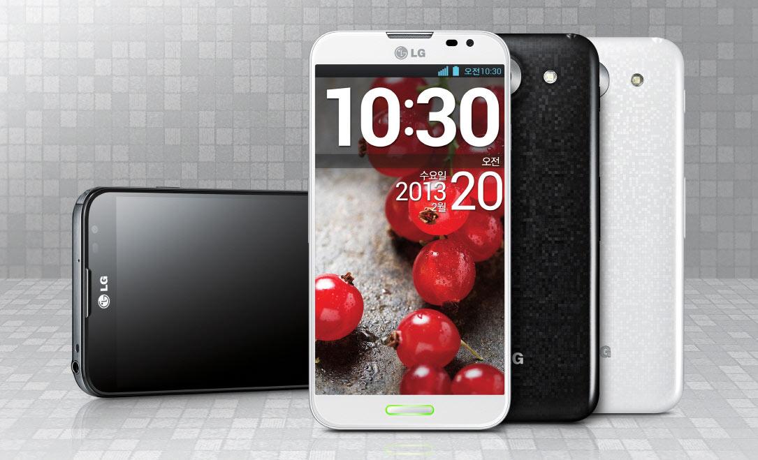 LG Optimus G Pro android