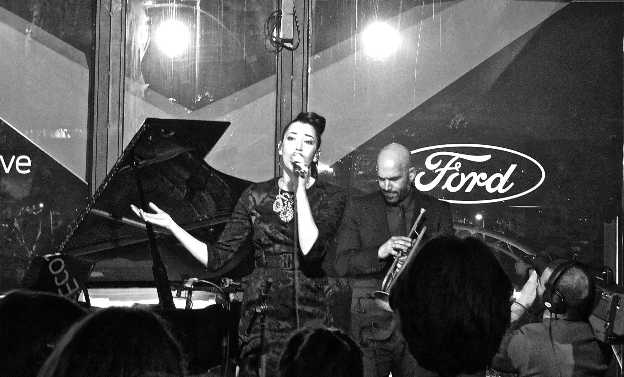 Nina Zilli concerto MWC 2014