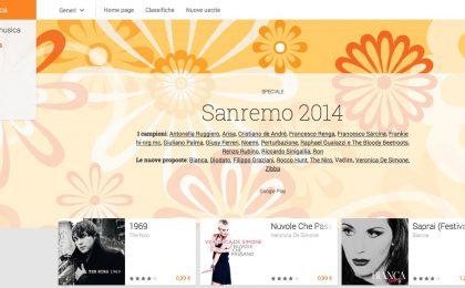 Festival Sanremo 2014: le canzoni di Big e Giovani da scaricare