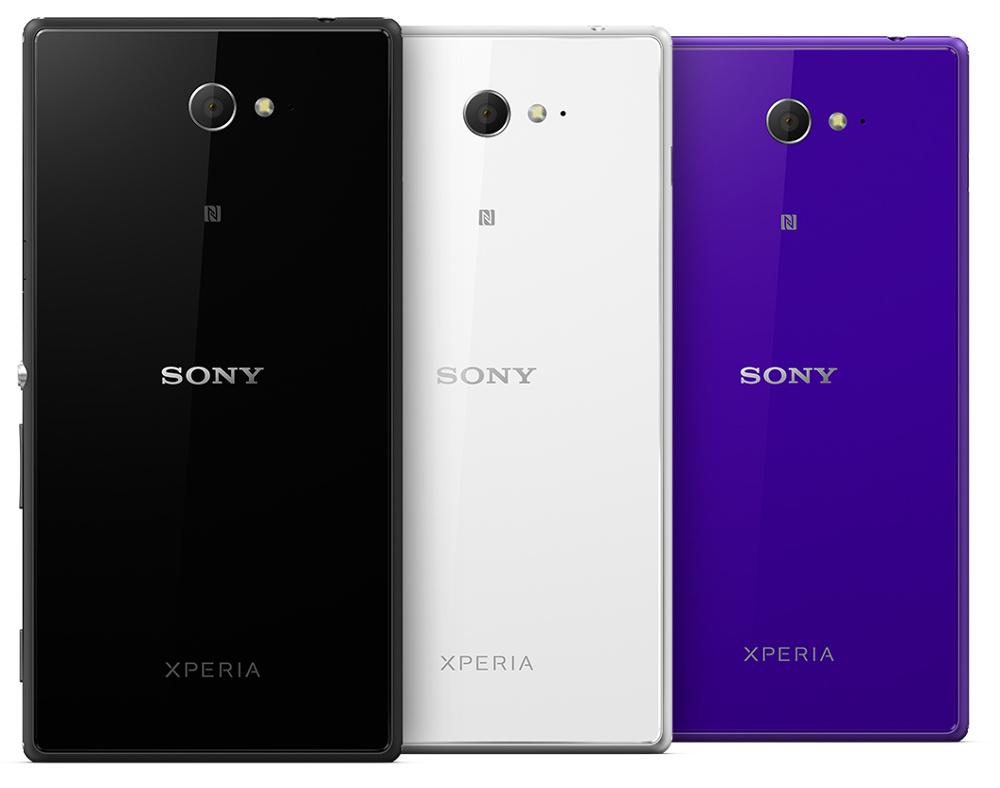 Sony Xperia M2: scheda tecnica e uscita