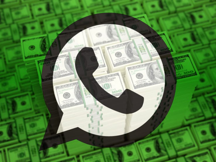 WhatsApp miliardo