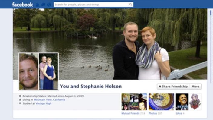 facebook diario coppia
