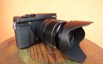 Fujifilm X-E2: recensione della mirrorless