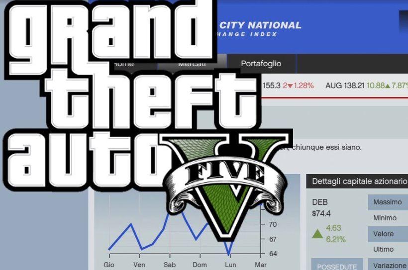 GTA 5: investire in borsa