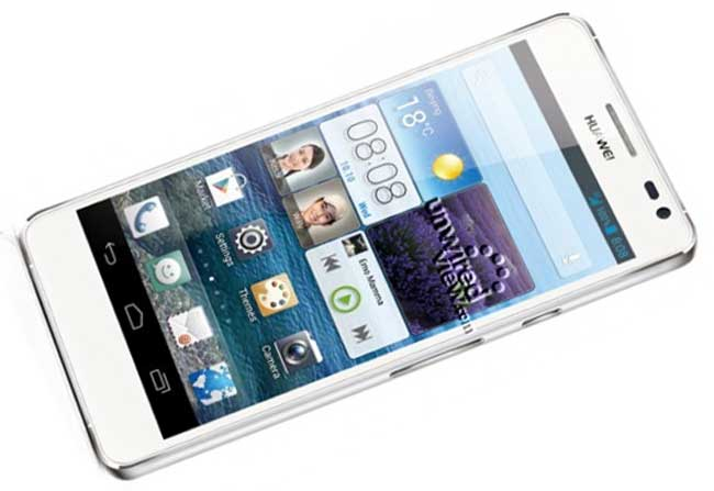 Huawei Ascend D3: rumors sulla scheda tecnica