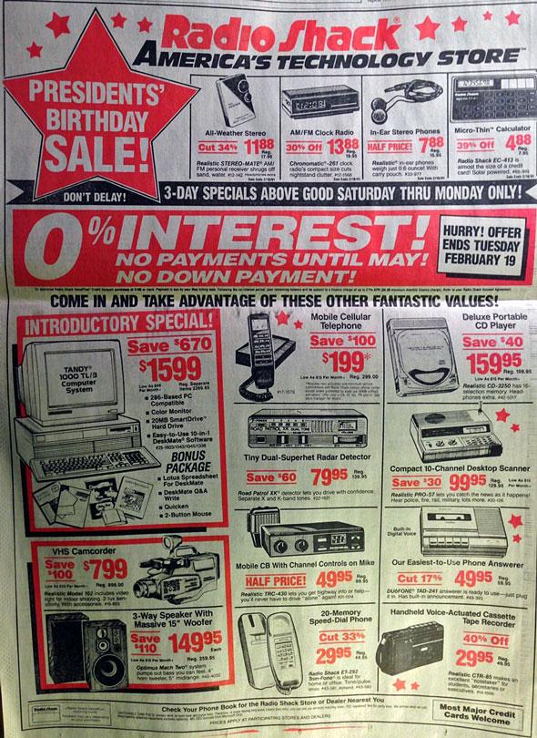 iPhone nel 1991