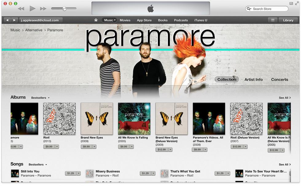 iTunes per Windows