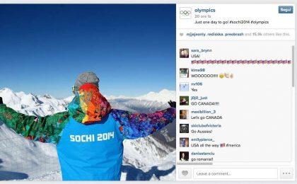 Sochi 2014 su Twitter: tutti gli account da seguire [FOTO]