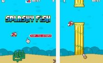 Splashy Fish: clone di Flappy Bird per iPhone e Android