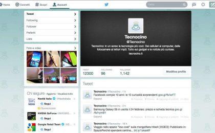"""Twitter: la nuova interfaccia """"bianca"""" non piace ai pigri 2.0"""
