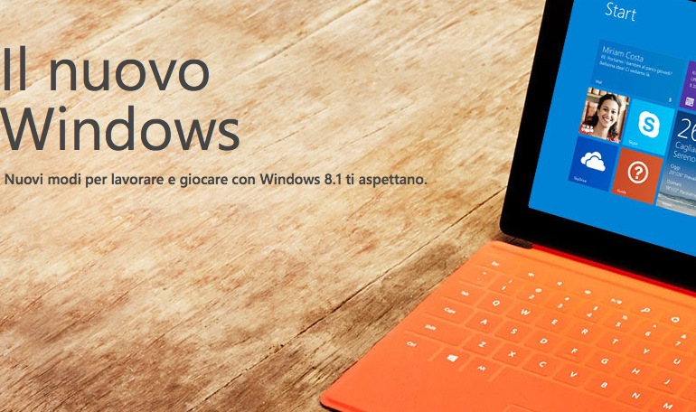 Nuovo Windows