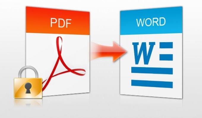 PDF a Word: come convertire gratis