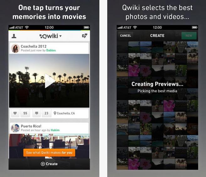 Qwiki iPhone