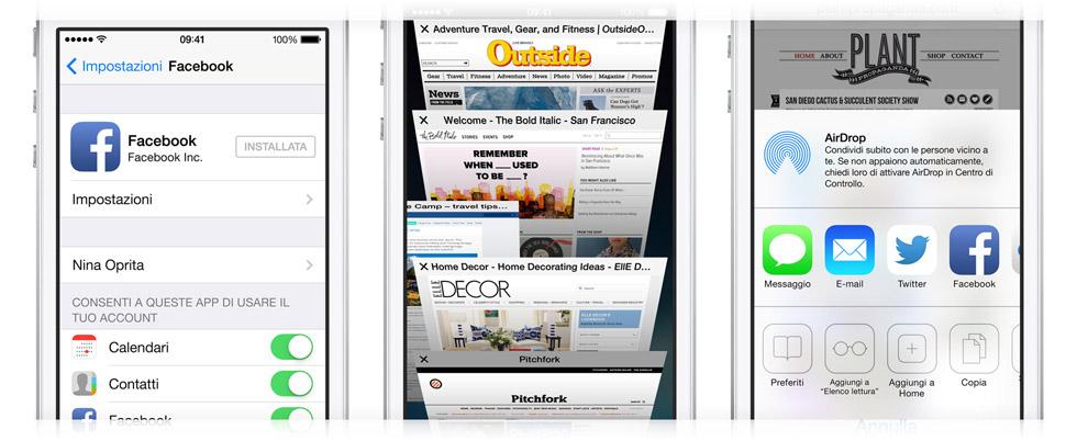 Safari iPhone 5S