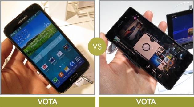 Smartphone 2014: scegli il tuo preferito