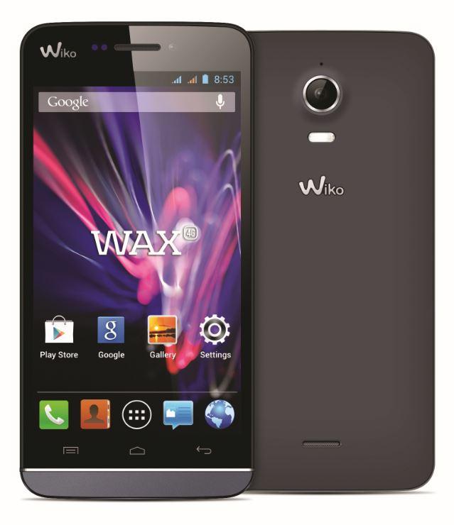 Wiko Wax: prezzo e scheda tecnica