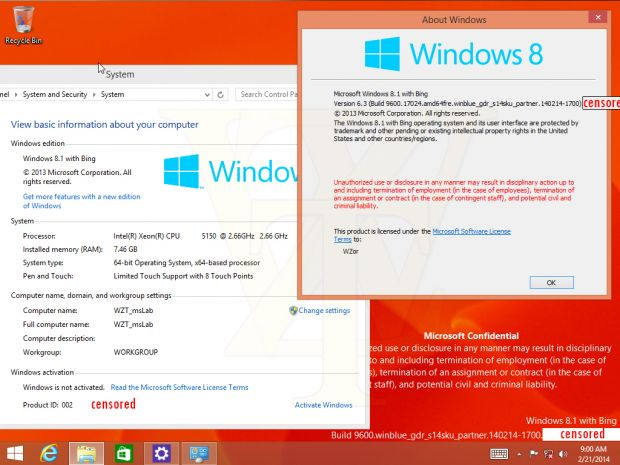 Windows 8.1 con Bing in download gratuito, la sfida di Microsoft