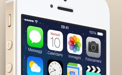 Quiz iPhone 5S: tutto sul melafonino