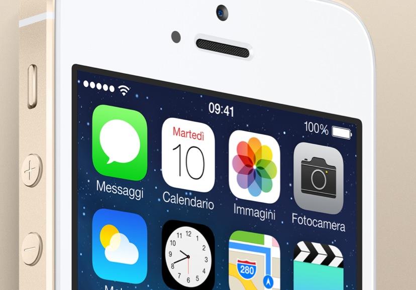 Quiz iPhone 5S: tutto sul melafonino