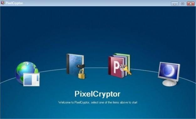 pixelcryptor