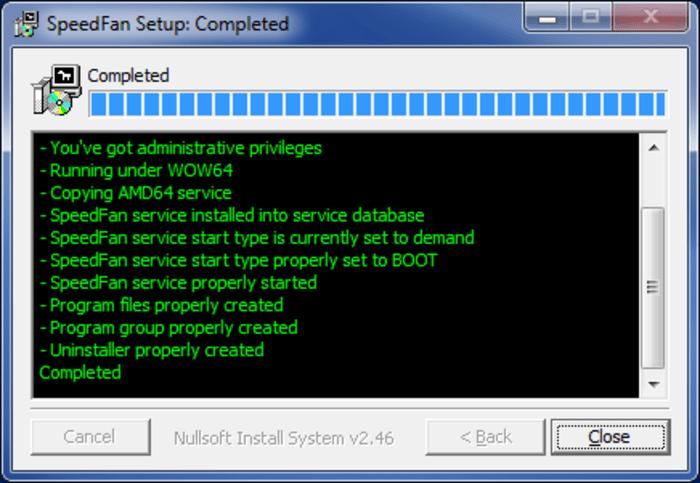 speedfan software