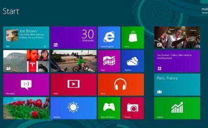 Windows 8: guida all'uso pratica [FOTO]