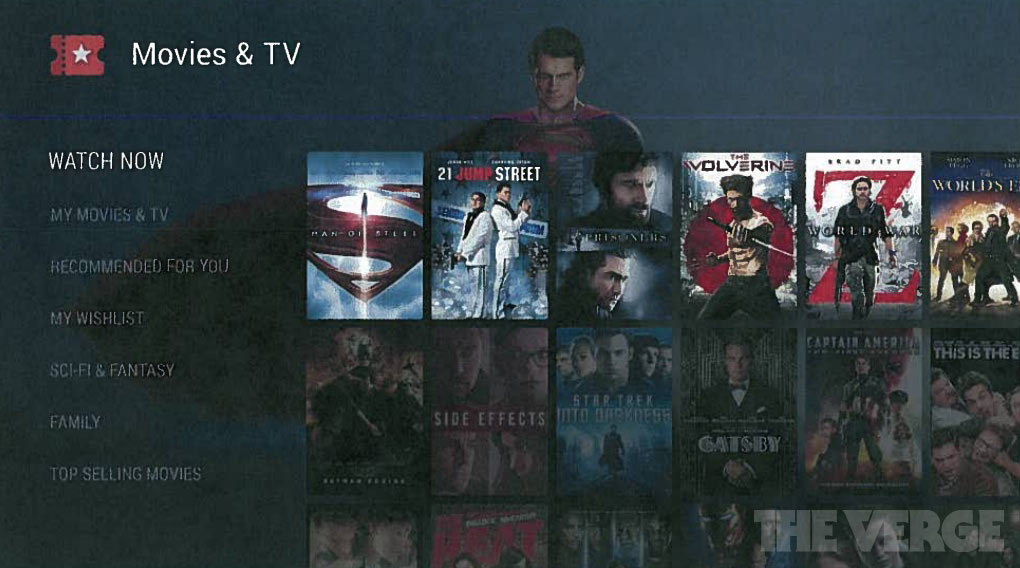 Cinema e TV Android