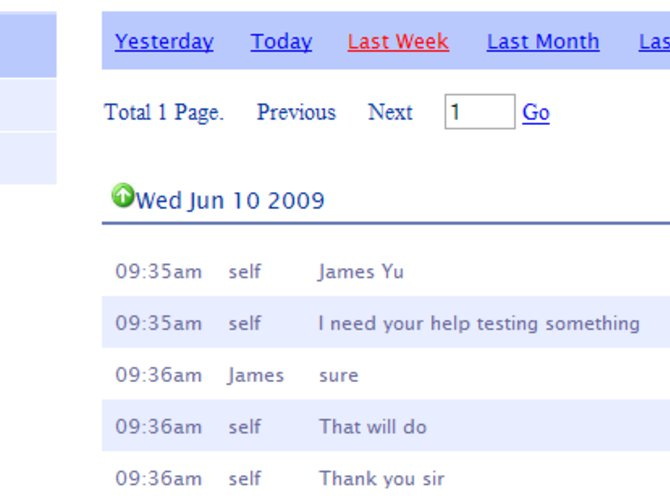 FB Chat History Manager