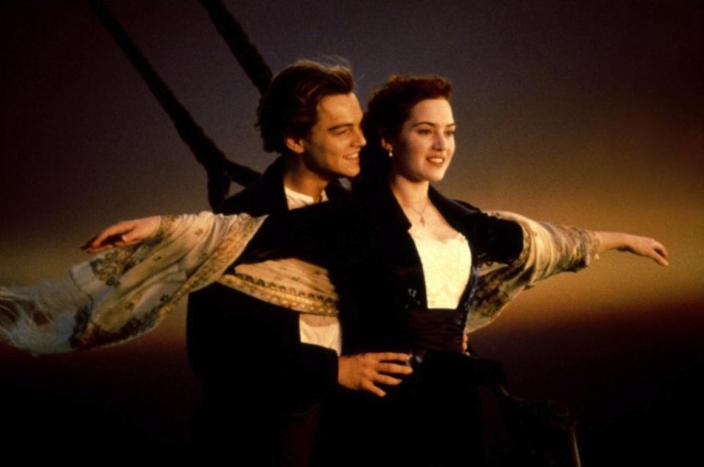 Foto stile Titanic
