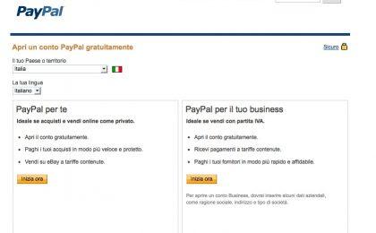 Cos'è Paypal e come funziona per chi vende e per chi acquista