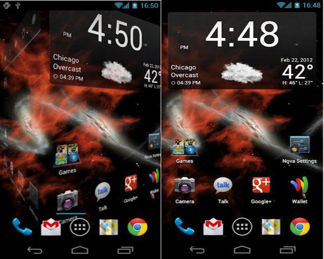 Nova launcher, il launcher più veloce per Android e