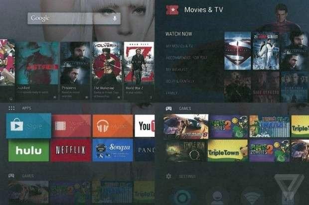Android TV: funzionalità e anticipazioni [FOTO]