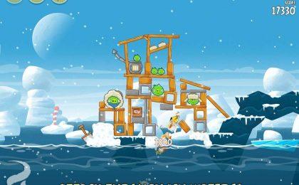 I migliori giochi di Angry Birds: Go, Star Wars e Space [FOTO]