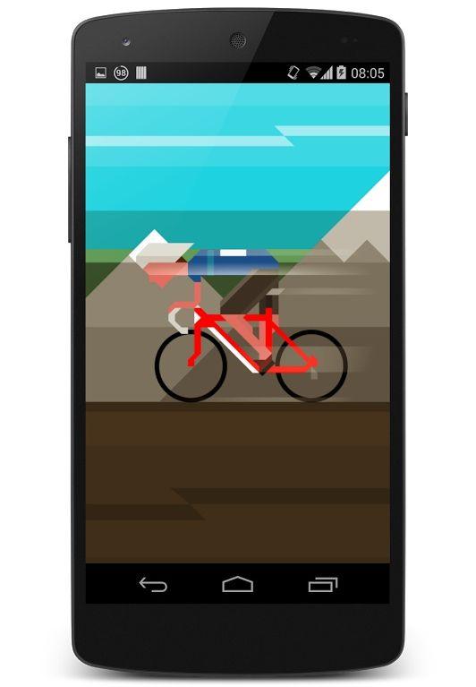 app bikecomputer
