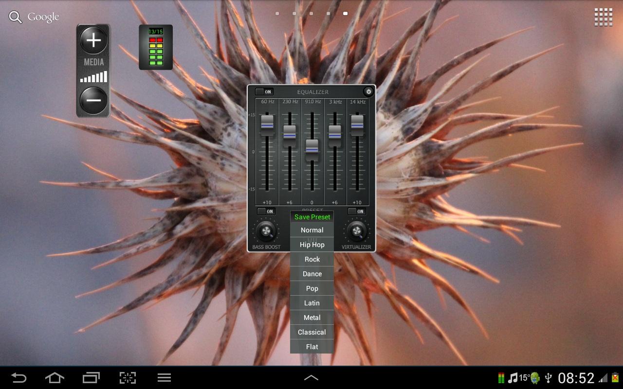 app musica volume eq