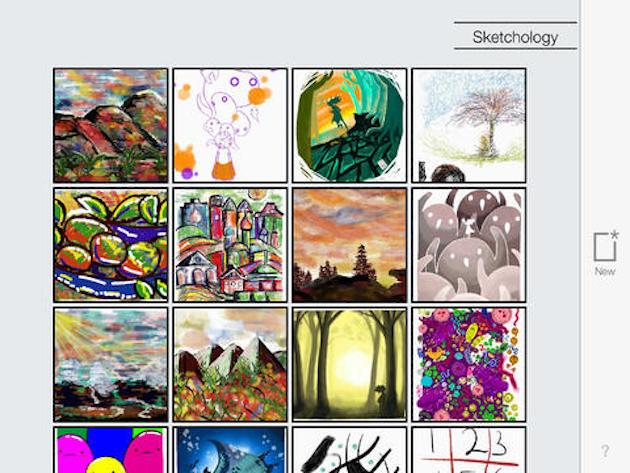 app sketchology