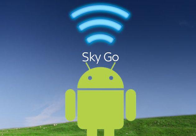 come installare sky go