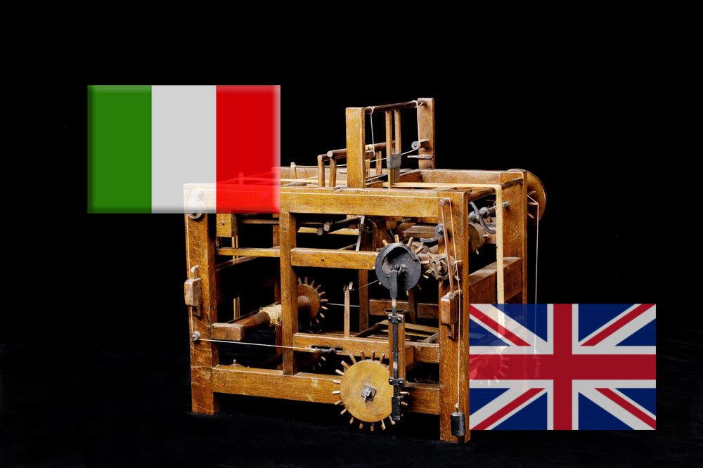 dizionario inglese italiano tecnoico, tessile